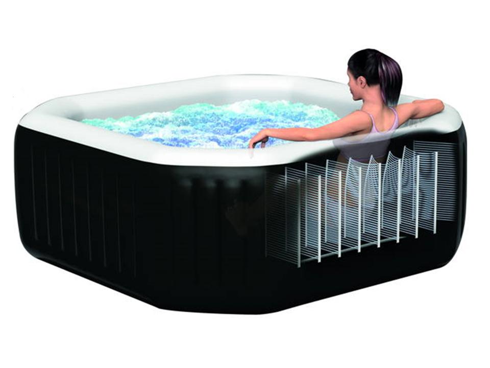 dmuchane jacuzzi pure spa intex 28454 s mumo. Black Bedroom Furniture Sets. Home Design Ideas