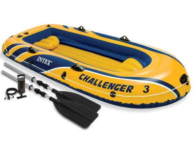Ponton Challenger Intex 68370 3-osobowy