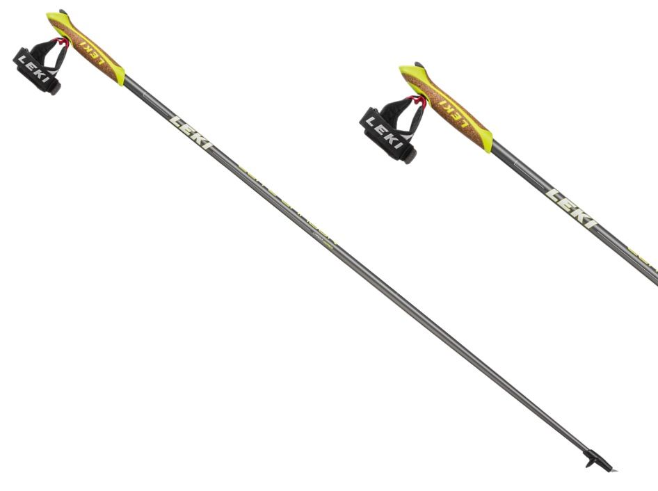 Kije Nordic Walking LEKI Elite Carbon 105
