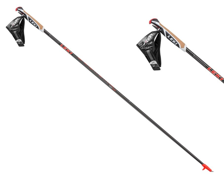Kije Nordic Walking LEKI Walker Platinium 105-130 MODEL 2017