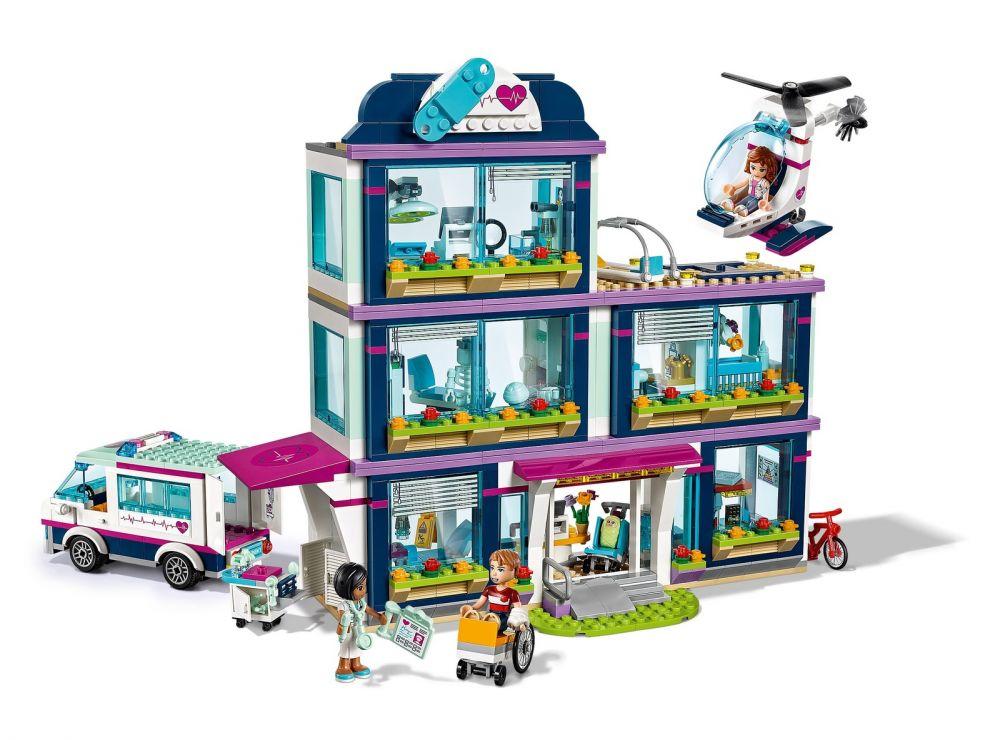 Klocki Lego FRIENDS Szpital w Heartlake 41318