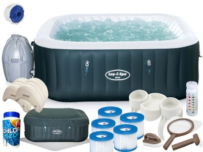 Jacuzzi Bestway Lay-Z-Spa Ibiza Dmuchane 54291