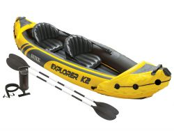 Kajak Explorer K2 Intex 68307 2-osobowy