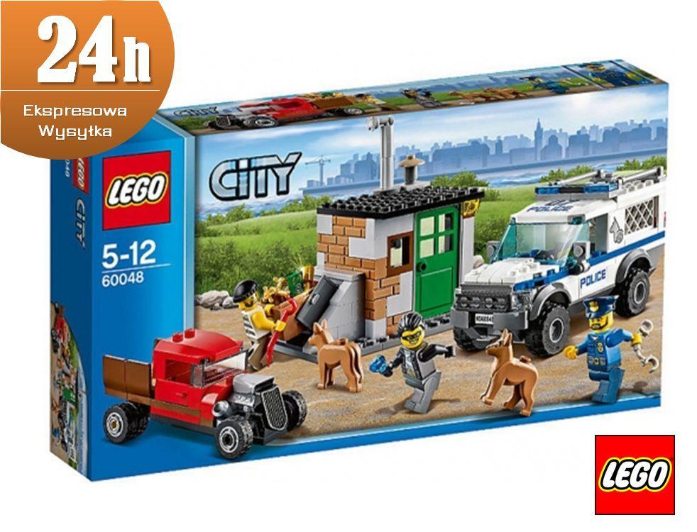 Klocki Lego City Kryjówka Złodziei 60048 S Mumo